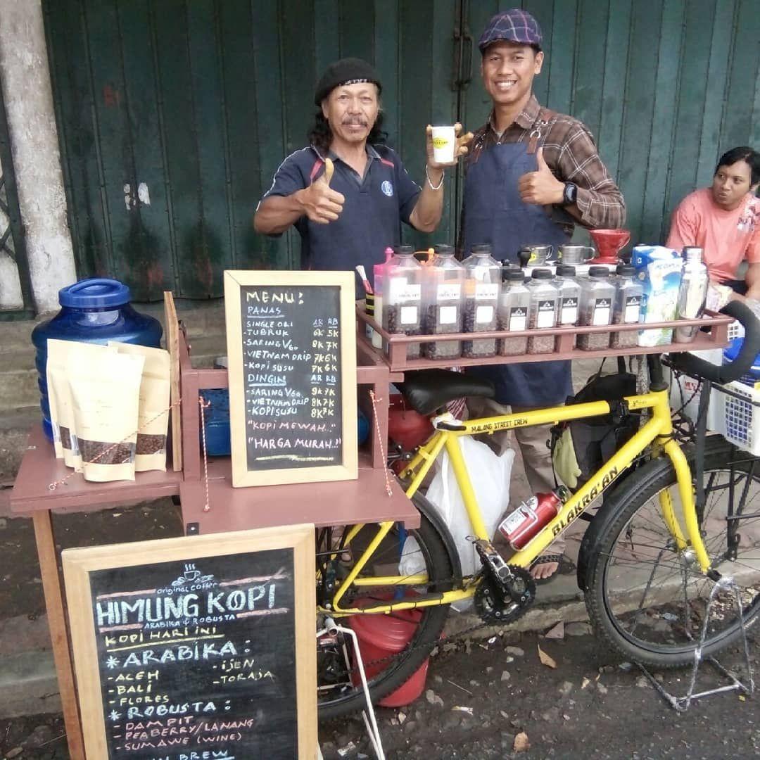 himung kopi sepeda
