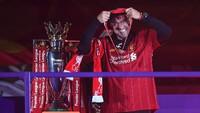 Juergen Klopp Raih Gelar Manajer Terbaik Liga Inggris 2019/2020