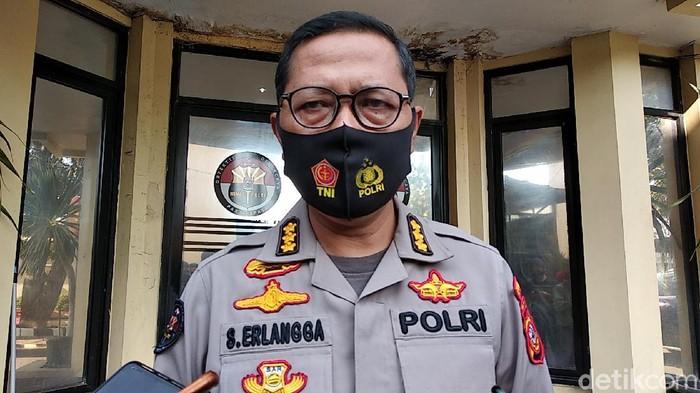 Kabid Humas Polda Jabar Kombes Saptono Erlangga Waskitoroso