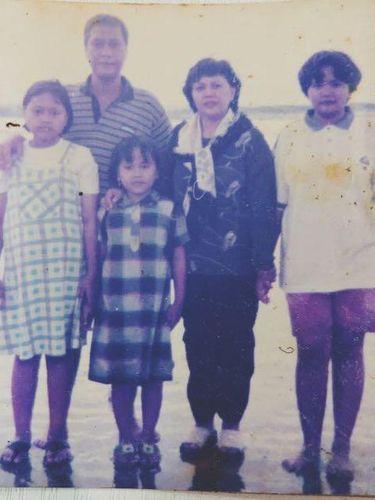 keluarga Dea winnie pertiwi