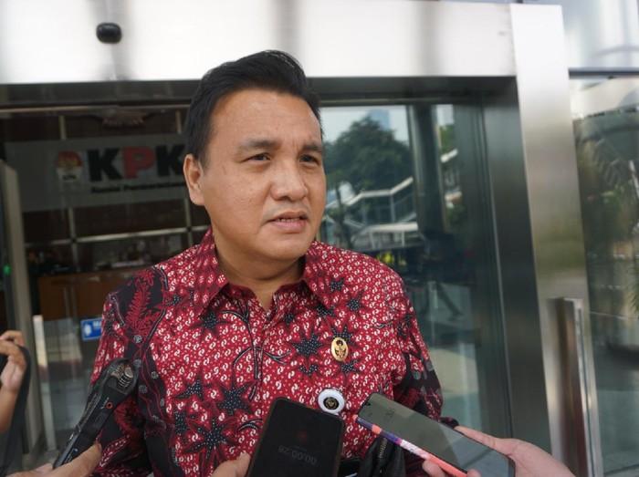 Ketua Komisi Kejaksaan RI, Barita Simanjuntak
