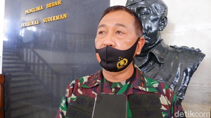 Komandan Seskoad Mayjen TNI Anton Nugroho