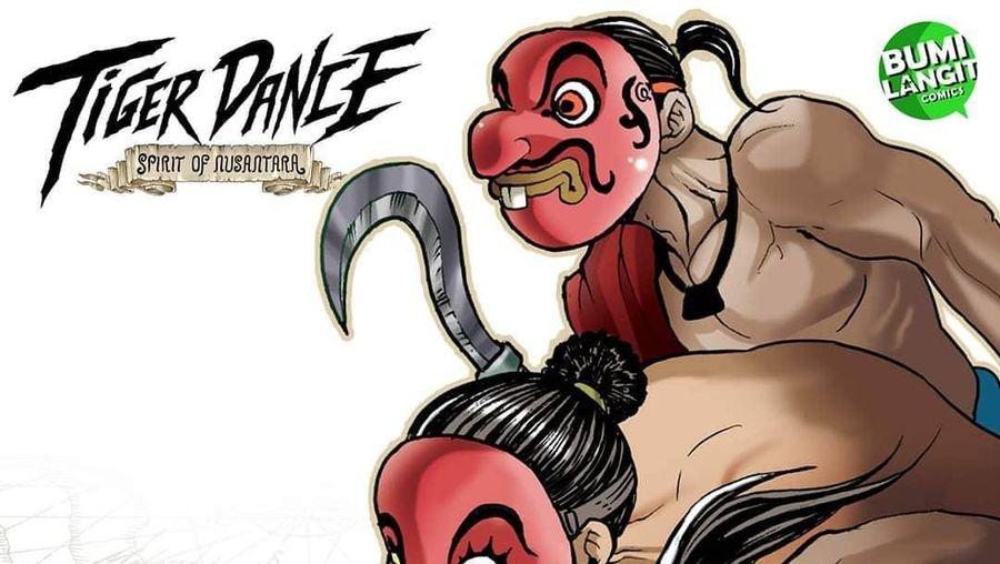 Komik Bumilangit Tiger Dance