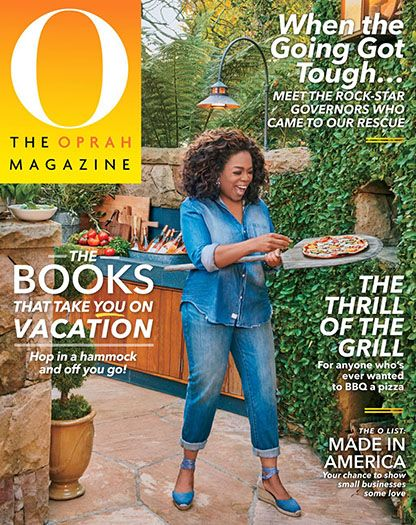Majalah Oprah Winfrey