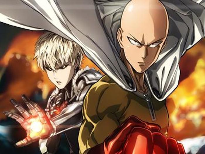 Manga One-Punch Man