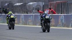 Red Bull Ring Kurang Cocok untuk Yamaha, Akankah Rossi Cs Juara?