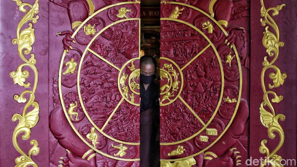 Mengintip Sekolah Tinggi Ilmu Agama Buddha di Era New Normal