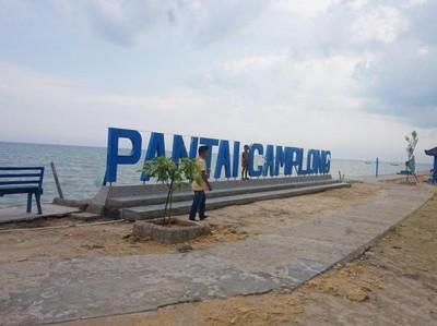 Namanya Pantai Camplong, Primadona dari Pulau Madura