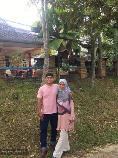 Nur Ainie, wanita Malaysia yang viral karena kisah hamilnya dengan satu indung telur