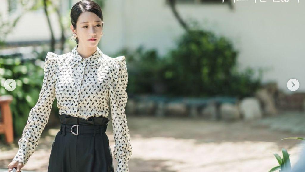 Rahasia 5 Aktris Korea Berpinggang Semut, Seo Ye Ji Hingga Lee Da Hee
