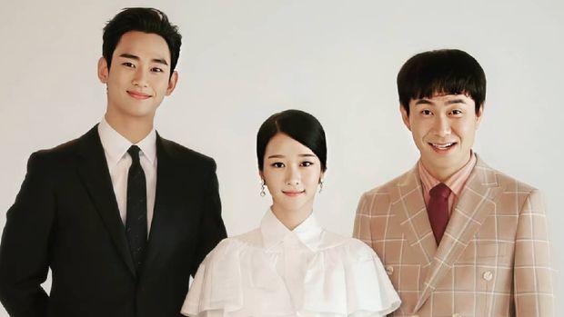 OOTD ala Korea Terinspirasi Seo Ye Ji di It's Okay To Not Be Okay