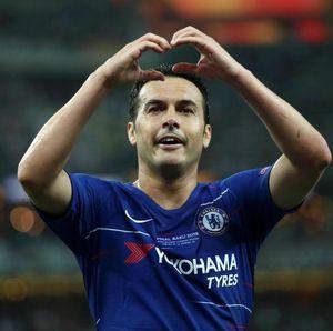 Pedro Ucapkan Selamat Tinggal ke Chelsea