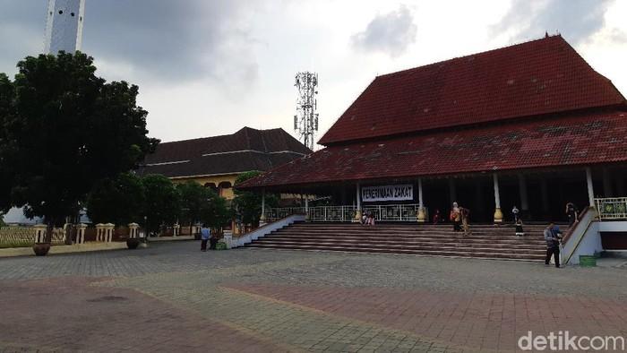 Pemkot Serang izinkan Masjid Agung At Tsauroh Serang gelar Salat Idul