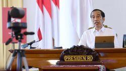 Kala Jokowi Tangkap Kecemasan Publik karena Kasus Corona Masih Naik