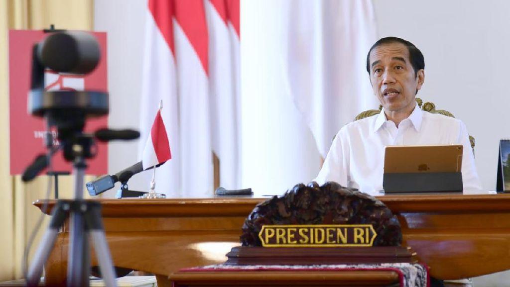 Jokowi: Jangan Sampai Pilkada 2020 Jadi Klaster Baru Corona