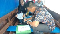 Pak Pos Ujung Tombak Bantuan di Saat Pandemi