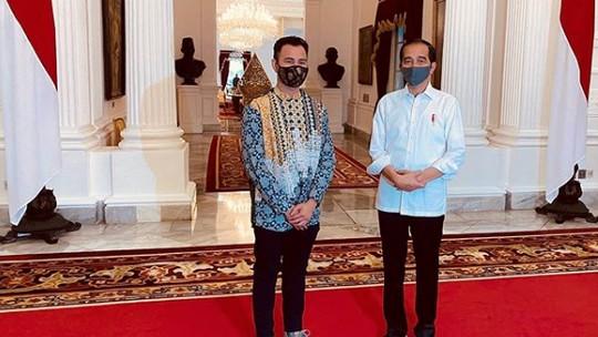 Raffi Ahmad Tolak Pinangan Politik Putri Maruf Amin
