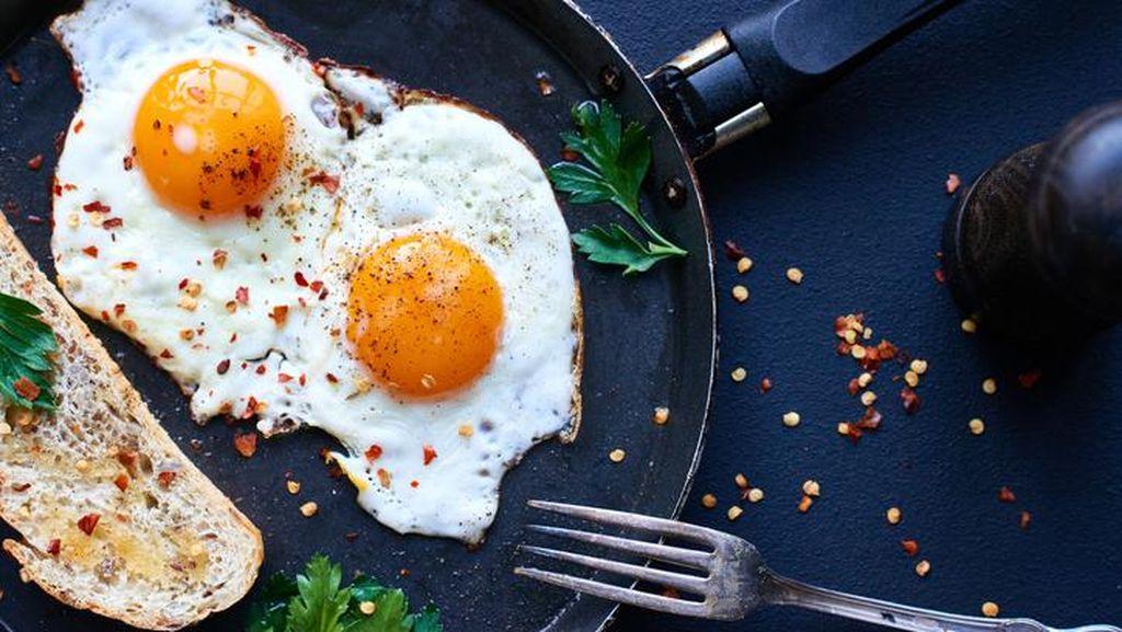 5 Fakta Sarapan Telur yang Menyehatkan dan Jadi Favorit Selebriti