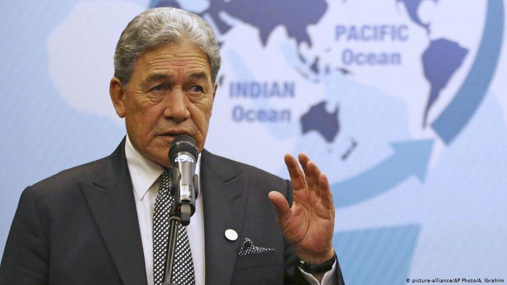 Selandia Baru Tunda Perjanjian Ekstradisi dengan Hong Kong