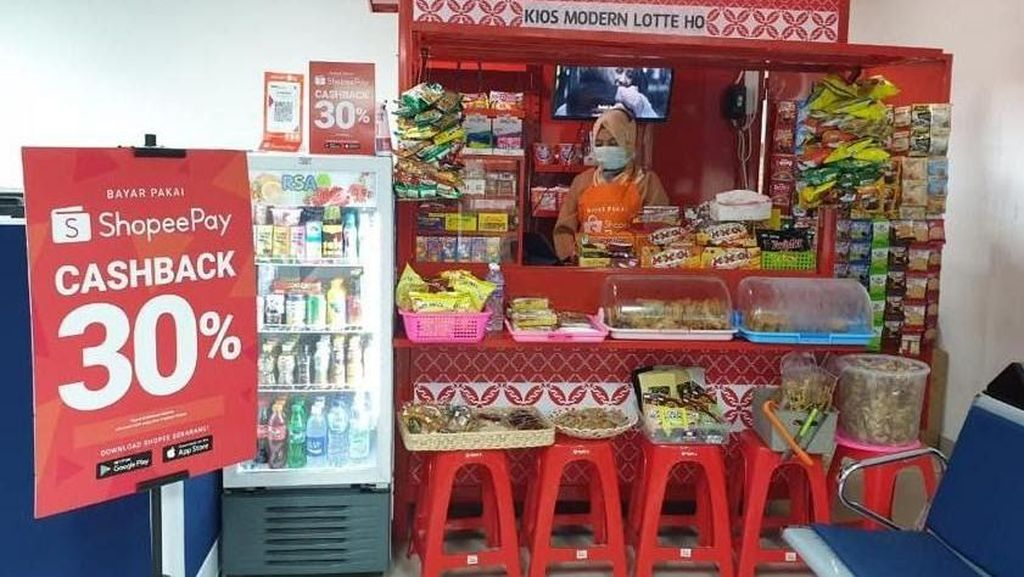 ShopeePay Bantu Digitalisasi UMKM Hadapi Pandemi