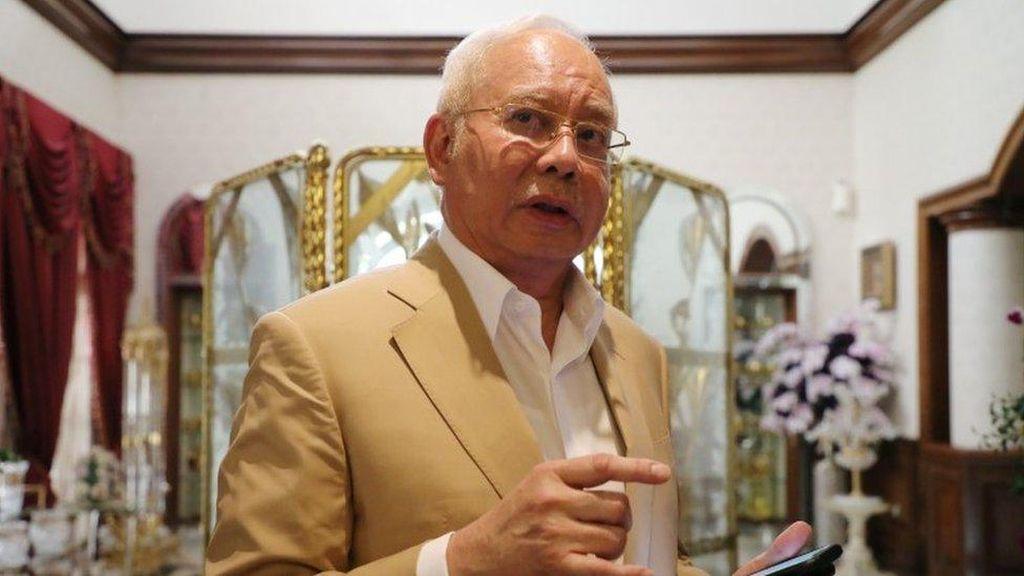 Najib Razak Dinyatakan Bersalah Atas Penyalahgunaan Kekuasaan Kasus 1MDB