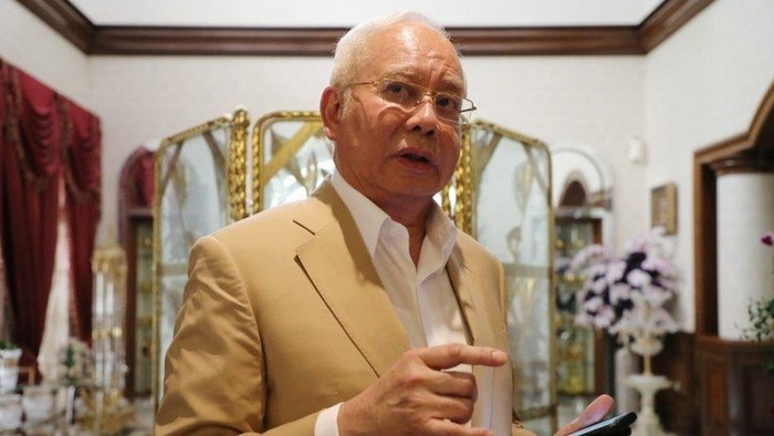 Sidang Najib Razak: Mantan PM Malaysia salahgunakan kekuasaan dalam kasus 1MDB