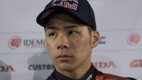 Ironi Nakagami di MotoGP Teruel 2020