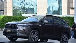 Toyota Corolla Cross Sudah Bisa Inden, Kisaran Harga Rp 400-500 Juta