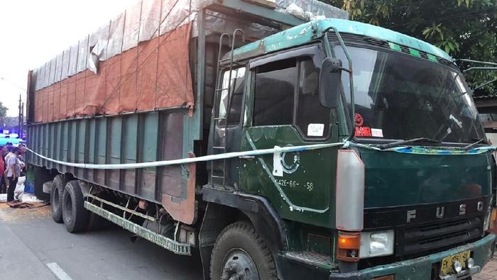 Truk jagung isi sabu diamankan BNN di Tangerang