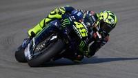 MotoGP Ceko 2020: Rossi Start dari Posisi 10, Ini Penyebabnya