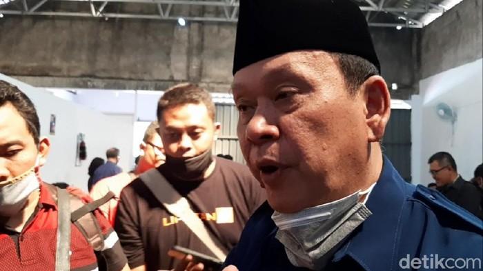 Wahyu Purwanto, ipar Jokowi