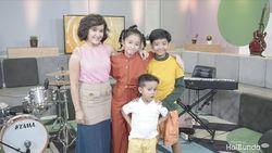 Widi Mulia Ceritakan Bangganya Dwi Sasono Lihat Lagu Baru Sang Anak