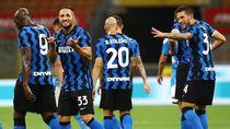 Inter Vs Napoli: Menang 2-0, Si Ular Kembali ke Posisi Kedua