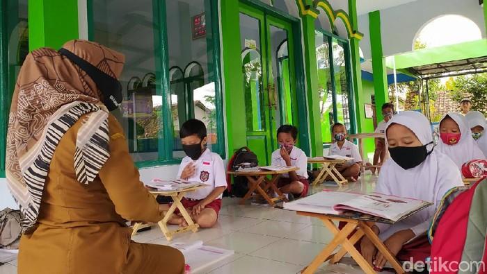 30 persen kecamatan di Ciamis boleg gelar kegiatan belajar mengajar tatap muka