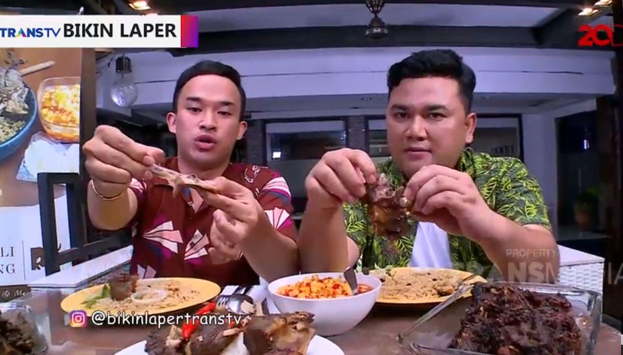 Bikin Laper TransTV