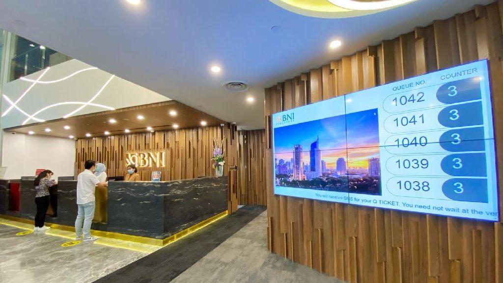 Bisnis BNI KCLN Singapura, Optimal dengan Full Bank License