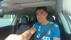 Pemain-peman Juventus: Juara Serie A Dulu, Test Drive Jeep Baru Kemudian