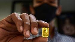 Kantong Pas-pasan Pengin Punya Emas Batangan? Dikasih Nih Sama Antam