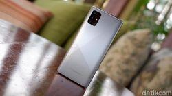 Review Samsung Galaxy A51, Harga Rp 4 Jutaan Bercita Rasa Flagship