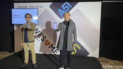 Samsung Galaxy A71 dan S20 Punya Fitur Single Take yang Beda