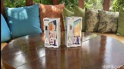 Hadirkan Kesan Lebih Premium, Begini Penampakan Galaxy A71 Silver!