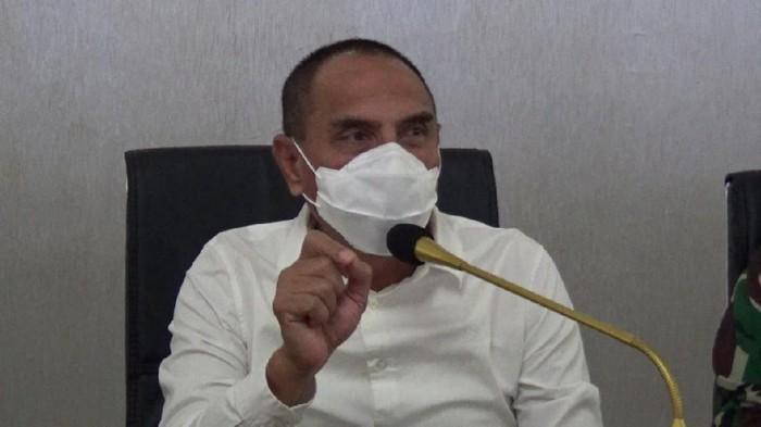 Gubsu Edy Rahmayadi (dok. Istimewa)