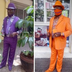 Heboh Gaya Pria yang Punya 160 Jas dan 300 Topi, Pakai Baju Selalu Matching