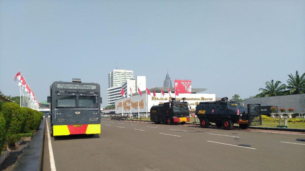 Ada Demo di Depan DPR, Polisi Siapkan Rekayasa Lalin Jika Macet