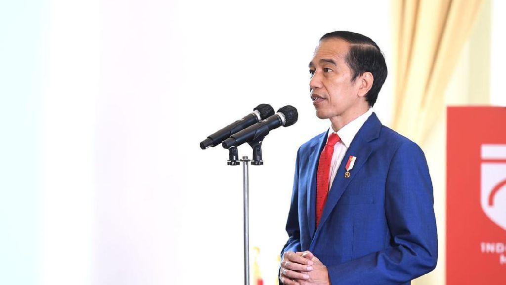 Jokowi Perintahkan Kepala Daerah Atur Sanksi Pelanggar Protokol COVID-19