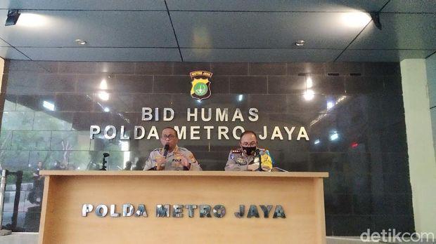 Kabid Humas Polda Metro Jaya, Kombes Yusri Yunus.