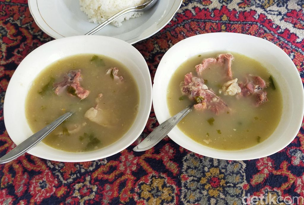 Kaldu Kacang Hijau khas Banyuwangi