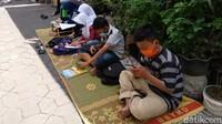 Kampung Wifi Yogyakarta Bantu Belajar Online