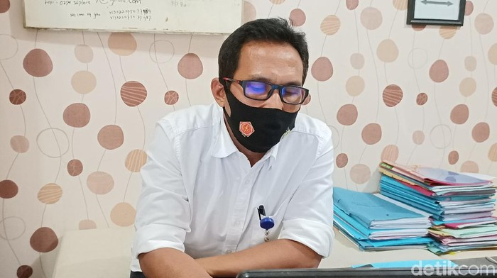 Kasat Reskrim Polres Kendal AKP Aji Damawan, Rabu (29/7/2020).