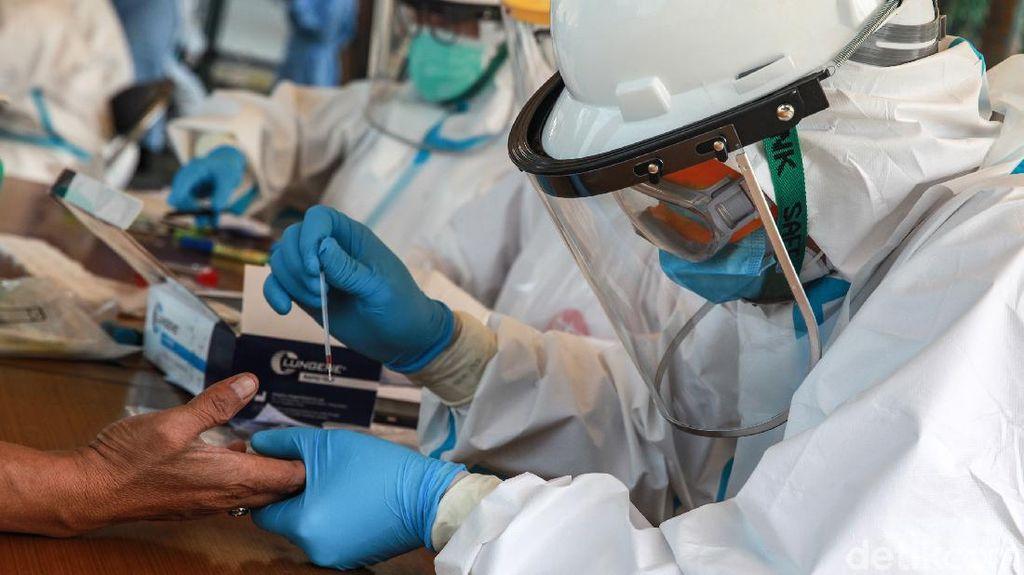 Alasan Rapid Test Tak Bisa Dijadikan Acuan Pemeriksaan Virus Corona